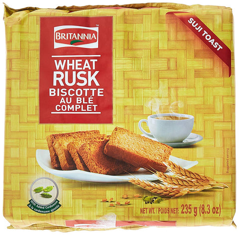 Britannia Wheat Rusks