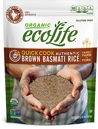 Brown Basmati Quick Cook