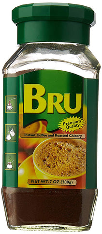 Bru Instant Coffee And Roasted Chicory