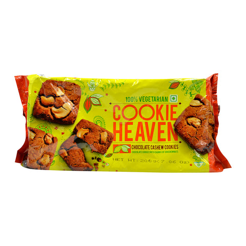 Cookie Heaven Chocolate Cashew