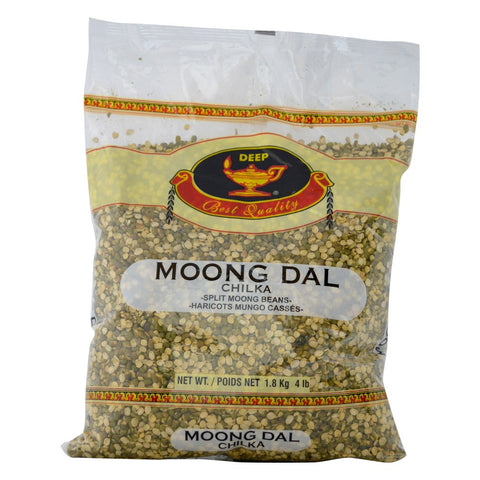 Deep Moong Split Dal