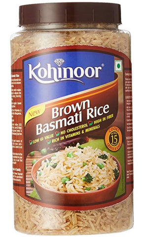 Kohinoors Brown Basmati Rice