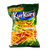 Kurkure Red Chilli Chatka Snacks - BazaarPrime