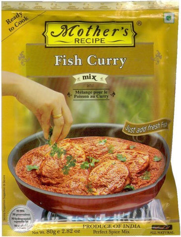 Mothers Fish Curry
