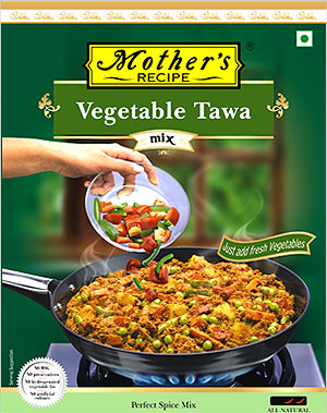 Mothers Spice Mix For Vegetable Tawa