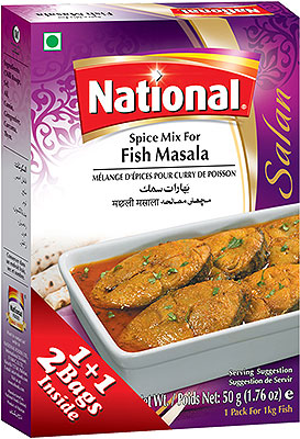 National Fish Masala Spice Mix