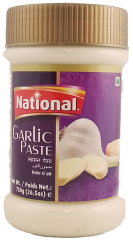 National Garlic Paste