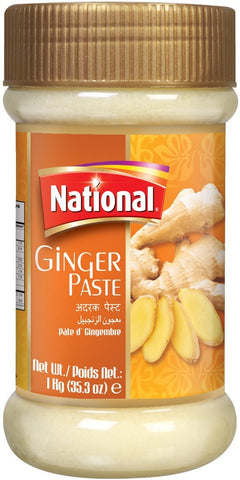 National Ginger Paste