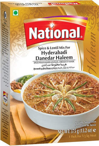 National Hyderabad Danedar Haleem