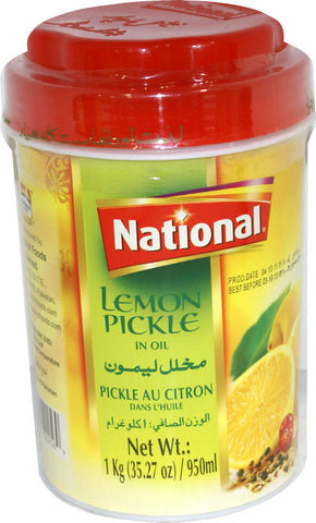National Lemon Pickle
