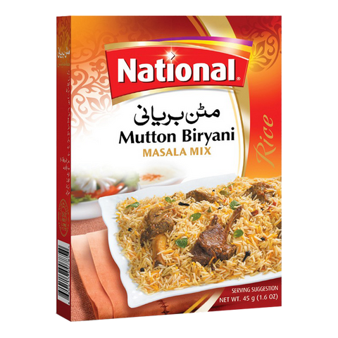 National Mutton Biryani