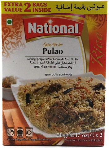 National Pulao