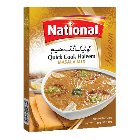 National Quick Cook Haleem