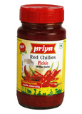 Priya Gongura Red Chilli Pickle