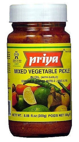 Priya Mixed Veg Pickle