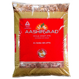 Aashirvad Whole Wheat Atta - BazaarPrime  - 1
