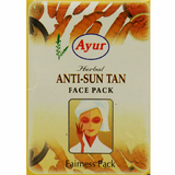 Ayur Anti-Sun Tan Face Pack