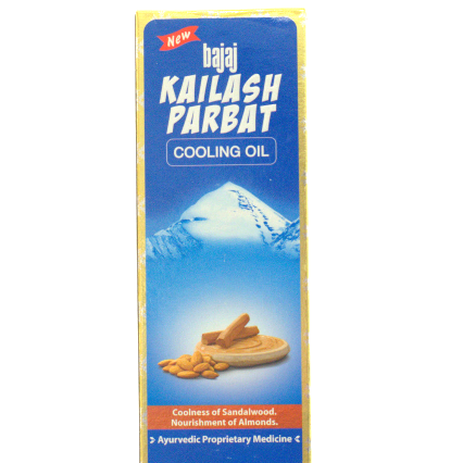 Kailash Parbat Cooling Oil