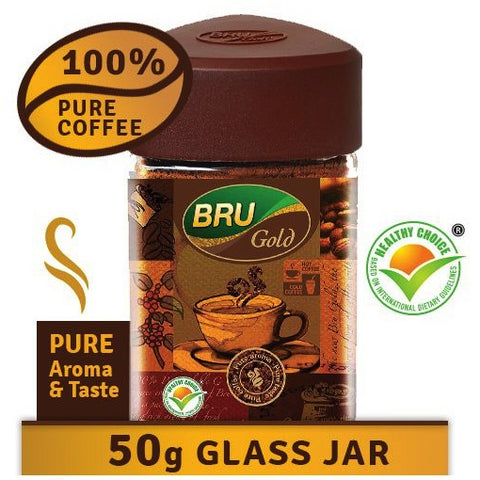 Bru Gold Coffee in Jar 50g