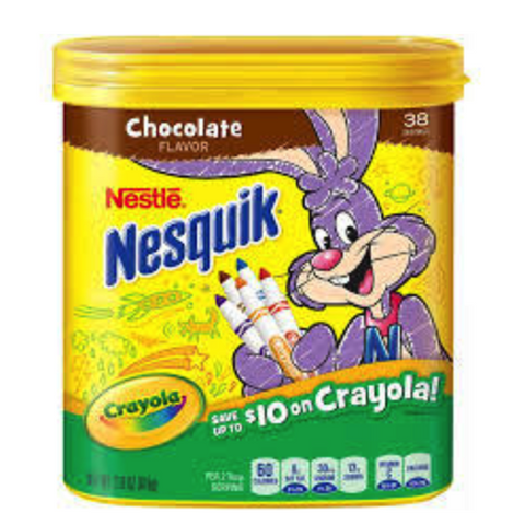 Nesquik Chocolate Flavor