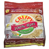 Roti Whole Wheat Fresh 10 rotis - BazaarPrime