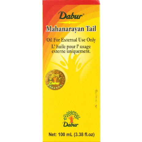 Mahanarayana Tail (Oil)