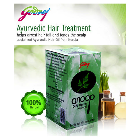 Godrej Anoop Herbal Hair Oil 50mL