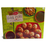 Haldiram Pani Puri Pack Large (30 pieces) 360g