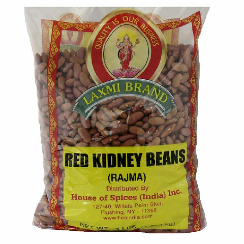 Light Red Kidney (Rajma) Beans