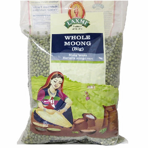 Moong Dal Whole Small (Green)
