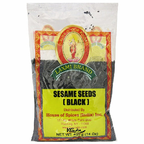 Black Sesame Seeds 400gm