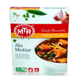 Alu (Aloo) Muttar Ready to Eat - BazaarPrime  - 1