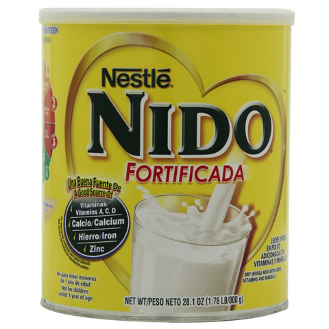 Nido Milk Powder - Mexican - BazaarPrime