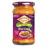 Hot Lime Relish