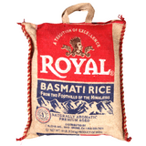 Royal Basmati Rice- 10 Lb - BazaarPrime