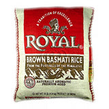 Brown Basmati Rice 10 Lbs