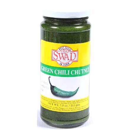 Green Chili Chutney