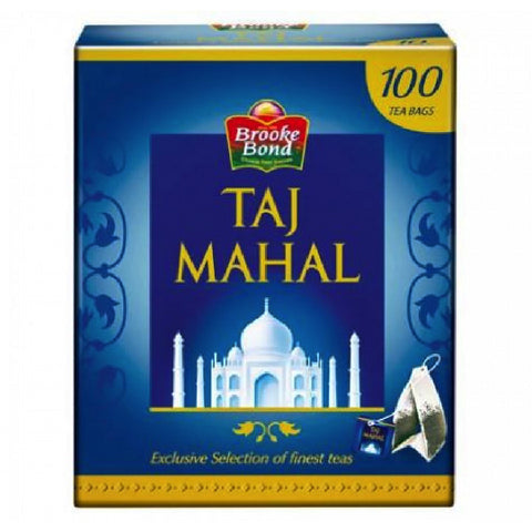 Brooke Bond Taj Mahal Tea Bags (100 count)