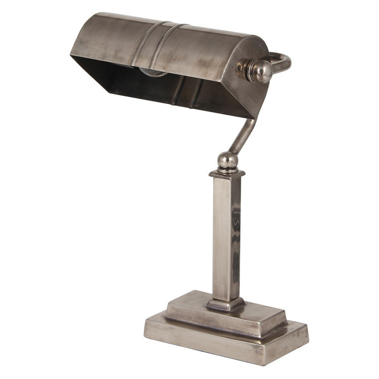 heavy industrial desk lamp