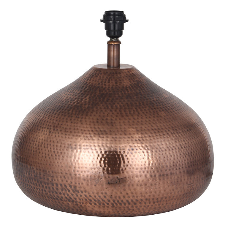 Copper Based Large Table Lamp Base
