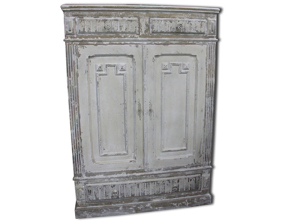 Antique Style Housekeeper Cupboard