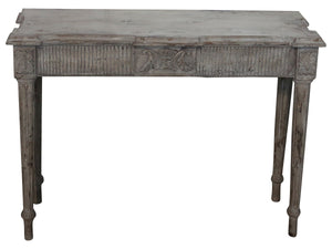 Danish Small  Antiqued Table