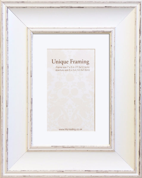 Madison cream photo frame
