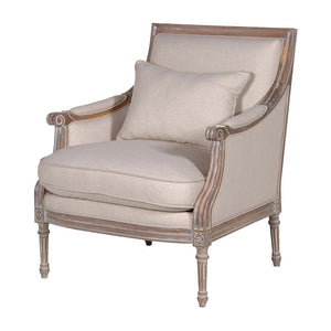 French style bergere chair