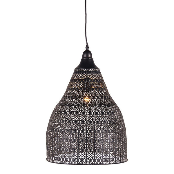 Moroccon large hanging lampshade