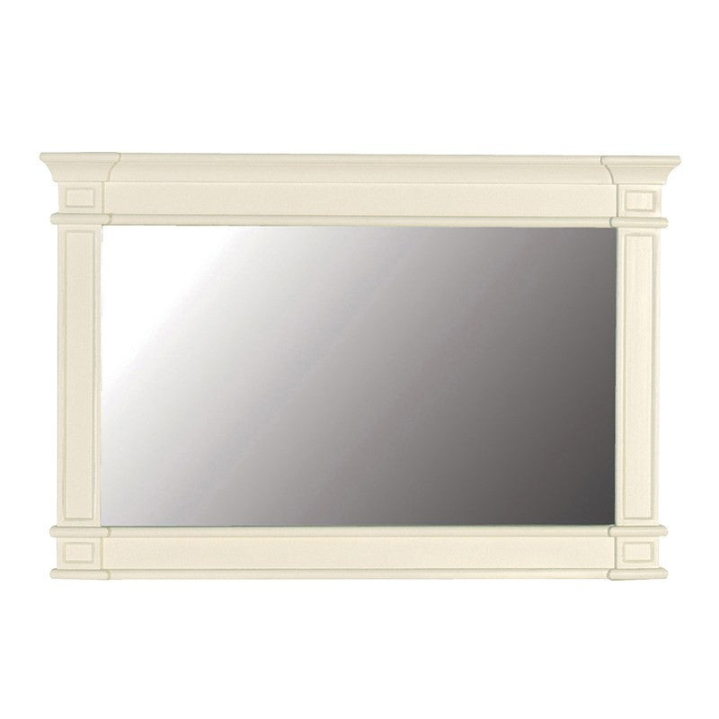 Cream Classic Wall Mirror