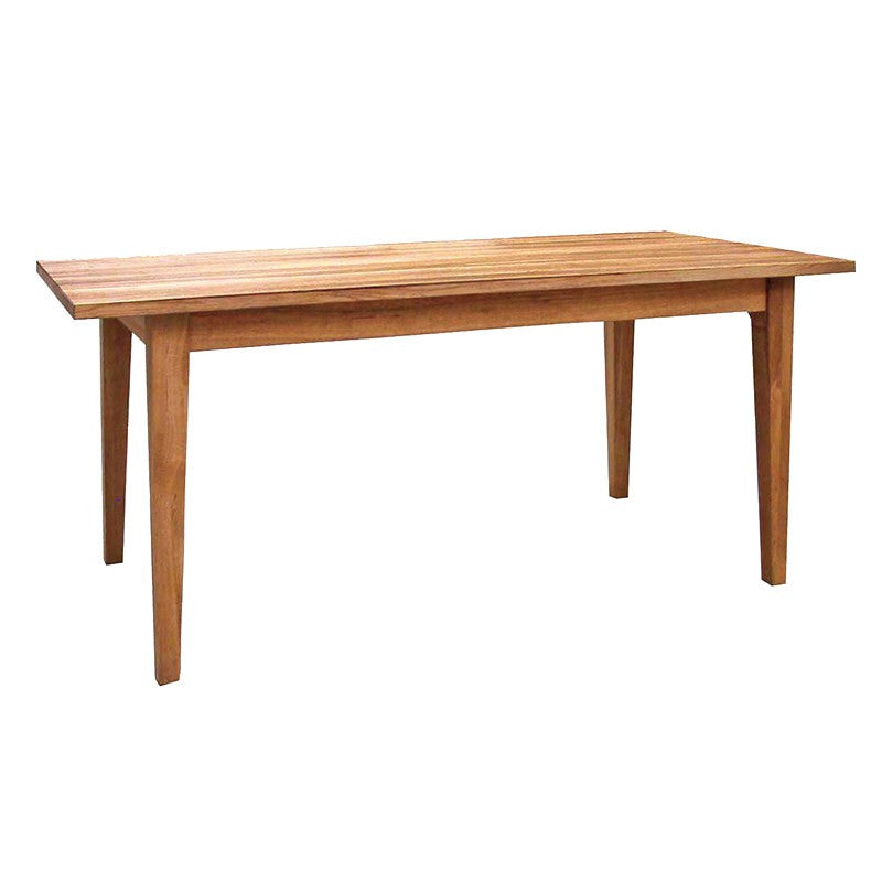 Solid oak Dining Rectangle Table