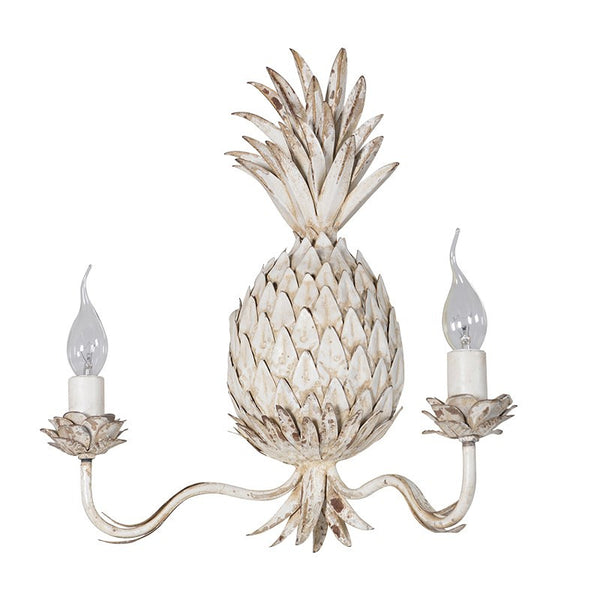 Pineapple double wall light