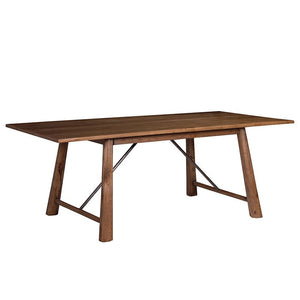 Oak Rectangle Dining Table
