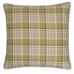 Country Check cushion